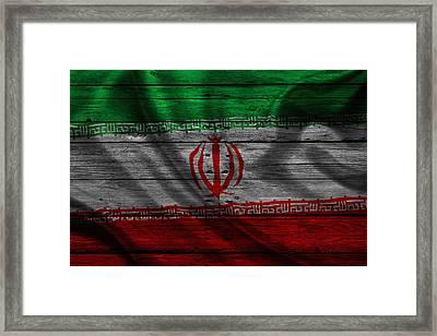Iran Framed Print by Joe Hamilton