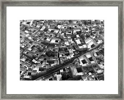 Iraq Baghdad Framed Print