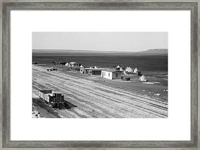 Iraq Baghdad Railway Framed Print
