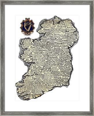 Irelands Families Framed Print