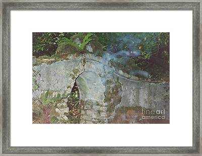 Ireland Ghostly Grave Framed Print