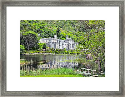 Ireland Home Framed Print
