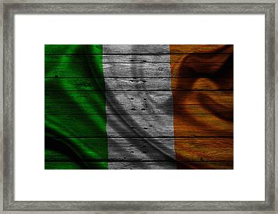 Ireland Framed Print by Joe Hamilton