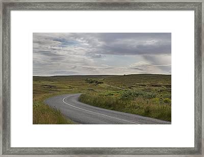 Ireland Paradise Framed Print by Betsy Knapp