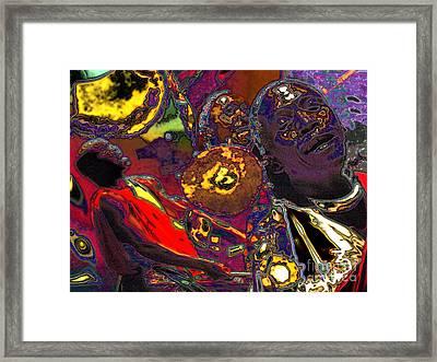 Irembo Framed Print by Mojo Mendiola