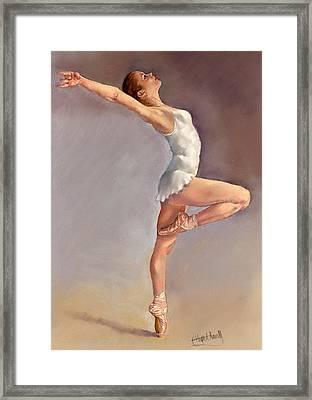 Irina Framed Print by Margaret Merry