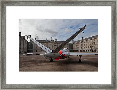 Irish Air Corps Fouga Cm.170 Magister Framed Print by Panoramic Images