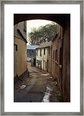 Irish Alley 1975 Framed Print