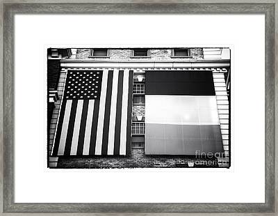 Irish American Framed Print by John Rizzuto