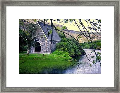 Irish Chapel Framed Print