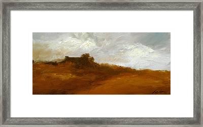 Irish Landscape IIi Framed Print by John Silver