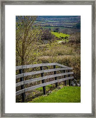 Irish Spring Framed Print