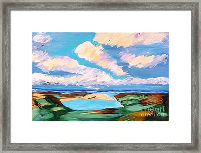 Irish Spring Framed Print
