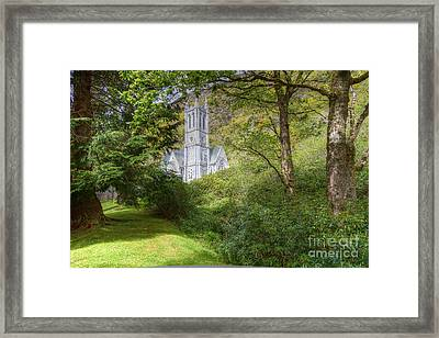 Irland - Wonderful Connemara Framed Print