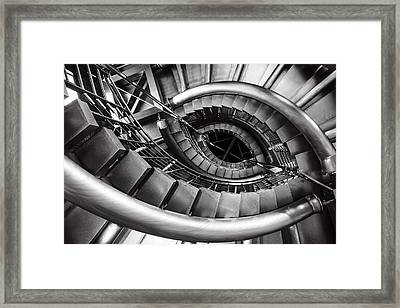 Framed Print featuring the photograph Iron Eye by JianGang Wang