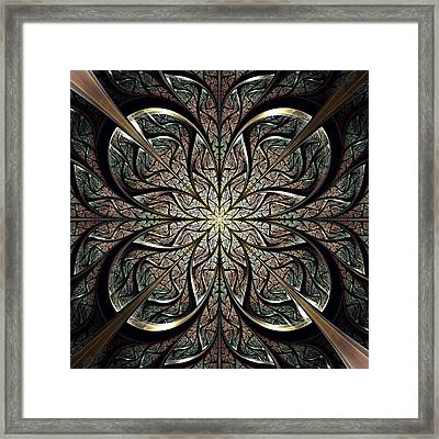 Iron Gate Framed Print by Anastasiya Malakhova