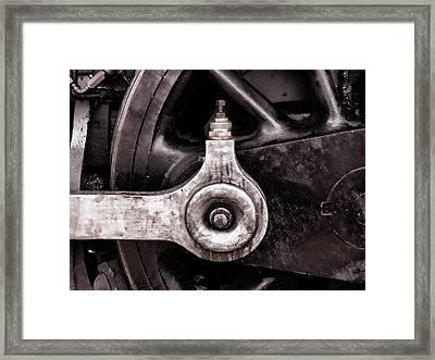 Iron Horse II Framed Print