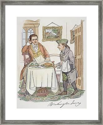 Irving & Knickerbocker Framed Print by Granger