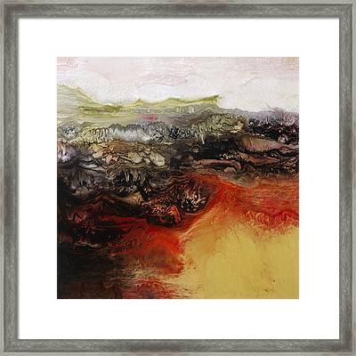 Is There Life On Mars Sold Framed Print by Lia Melia