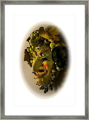 Is This Bacchus? Framed Print by Al Bourassa