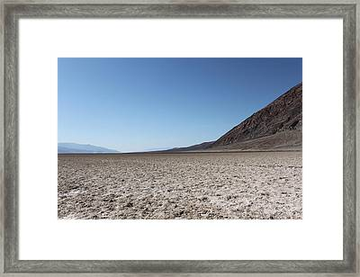 Is This Mars? Framed Print