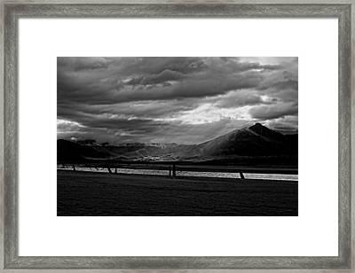 Isabella Storm 2 Framed Print