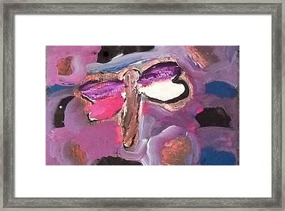 Isabel's Dragon Framed Print