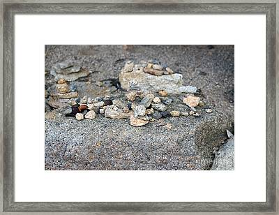 Framed Print featuring the photograph Ishi by Cassandra Buckley