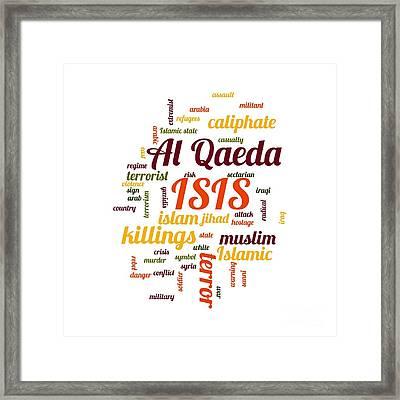 Isis Framed Print by Henrik Lehnerer
