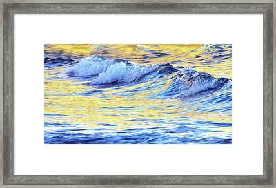 Isla Carmen, Sea Of Cortez, Baja, Mexico Framed Print by Gary Luhm