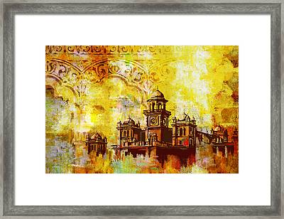 Islamia College Peshawar Framed Print by Catf