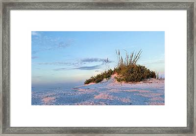 Island Beaches Framed Print by JC Findley