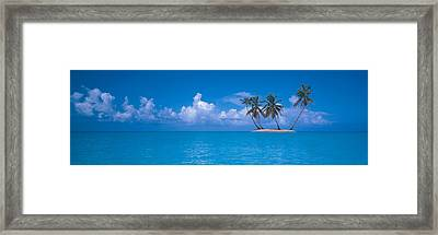 Island, Caribbean Framed Print by Panoramic Images