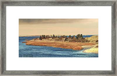 Framed Print featuring the photograph Island Colors Photo Art by Constantine Gregory