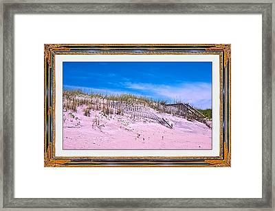Island Inspiration Framed Print by Betsy Knapp