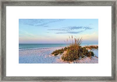Island Solitude Framed Print by JC Findley
