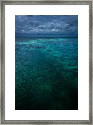 Island Time Framed Print