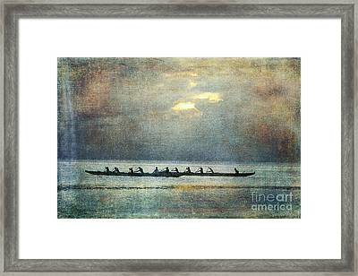 Island Traditions Framed Print by Scott Cameron