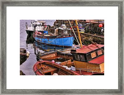 Isle Of Arran Framed Print