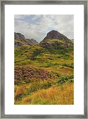 Isle Of Skye Framed Print by Marcia Colelli