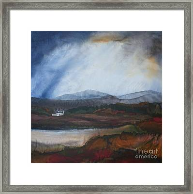 Isle Of Skye Scotland Framed Print