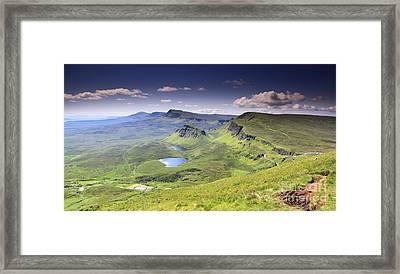 Isle Of Skye   Scotland Framed Print