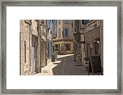 Isle Sur La Sorgue Framed Print by Joachim G Pinkawa