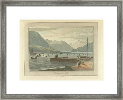 Isleornsay Framed Print by British Library