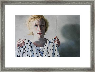 Isolated Framed Print by Denny Bond