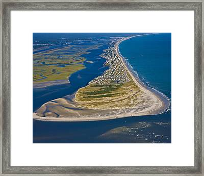 Isolated Luxury Framed Print