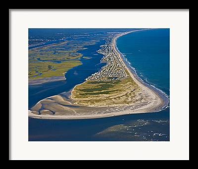 Topsail Island Framed Prints