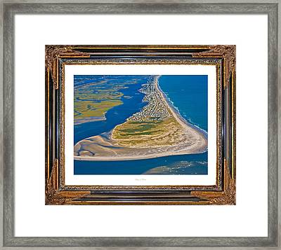 Isolated Luxury Framed Framed Print by Betsy Knapp