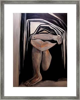 Isolation Framed Print by Carolyn LeGrand