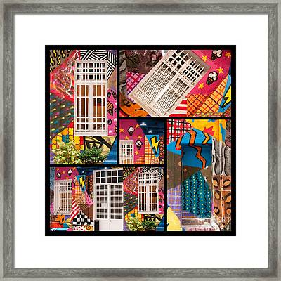 Istanbul Colour 08 Framed Print by Rick Piper Photography